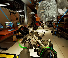 Espire 1 VR Operative by Digital Lode for HTC Vive & Oculus Rift