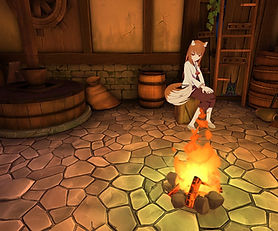 Spice & Wolf VR by SpicyTails for the Oculus Quest 2 and Oculus Quest platforms