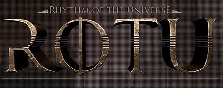 Rhythm of the Universe by ROTU Entertainment logo