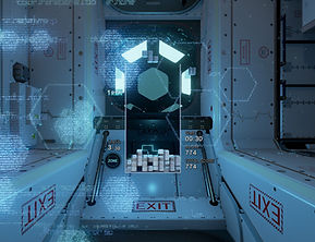 Tetris Effect by enhance games, Resonair and Monstars Inc. for PlayStation VR