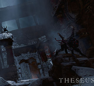 Theseus by Forge Reply Games for PlayStation VR