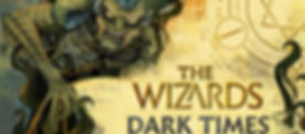 The Wizards: Dark Times by Carbon Studio logo