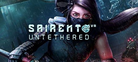 Sairento VR: Untethered by Mixed Realms logo