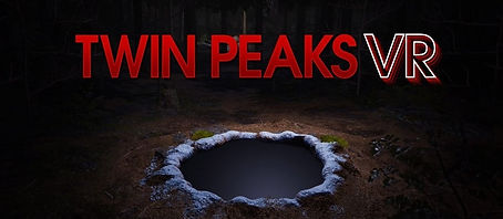 Twin Peaks VR by Collider Game logo