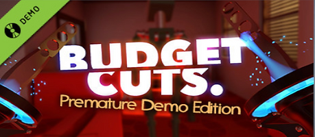 Budget Cuts Demo 2016 by Neat Corporation logo