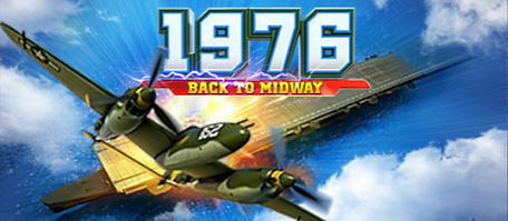 1976 Back to Midway by Ivanovich Games logo