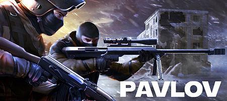 Pavlov by Vankrupt Games logo