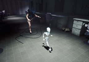 The Inner Friend by Playmind for PlayStation VR
