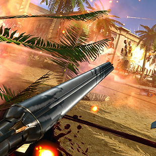 Serious Sam VR: The First Encounter for HTC Vive and Oculus Rift