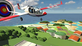 Ultrawings 2 by Bit Planet Games for the PlayStation VR platform