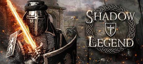 Shadow Legend by VitruviusVR logo