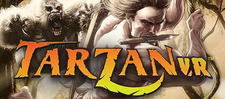 Tarzan VR by Stonepunk Studios logo