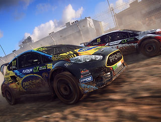 Dirt Rally 2.0 VR by Codemasters for the Oculus Rift