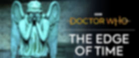 Doctor Who: The Edge of Time by Maze Theory logo