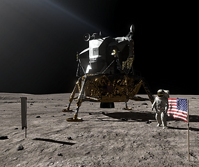 Apollo 11 by Immersive VR Education for the Oculus Quest 2 and Oculus Quest platforms