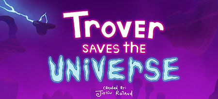 Trover Saves the Universe by Squanch Games logo
