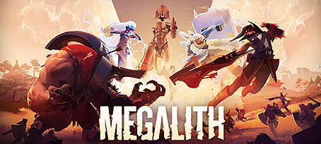 Megalith by Disruptive Games logo