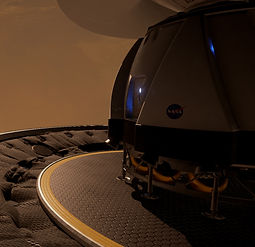 MARS 2030 by FMG Labs for HTC Vive, Oculus Rift and PlayStation VR