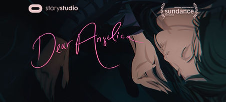 Dear Angelica by Oculus Story Studio logo