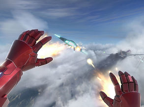 Marvel's Iron Man VR by Camouflaj for the PlayStation VR