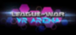League of War VR Arena by MunkyFun logo