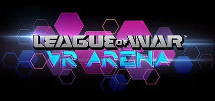 League of War VR Arena by MunkyFun logo