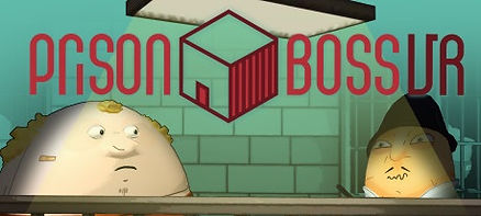 Prison Boss VR by Trebuchet logo