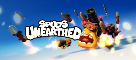 Spuds Unearthed by Gamedust logo