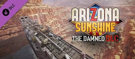 The Damned DLC by Vertigo Games logo