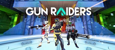 Gun Raiders by Gun Raiders logo