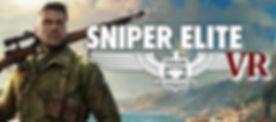 Sniper Elite VR by Rebellion logo