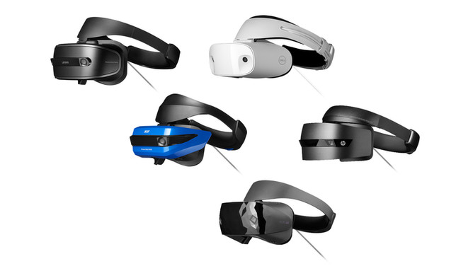 On October 17th, a new VR platform arrives, Mixed Reality headsets are coming!