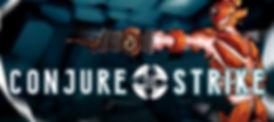 Conjure Strike by The Strike Team logo