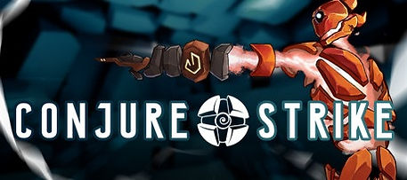 Conjure Strike by The Strike Team logo
