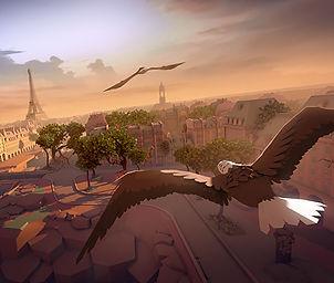 Eagle Flight by Ubisoft for Vive, Rift & PSVR