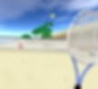 Blobby Tennis by SlinDev for the Oculus Quest App Lab platform