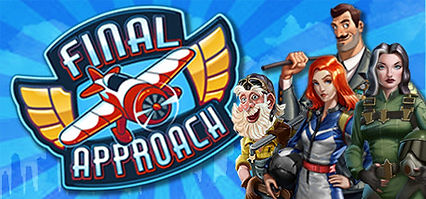Final Approach by Phaser Lock Interactive logo