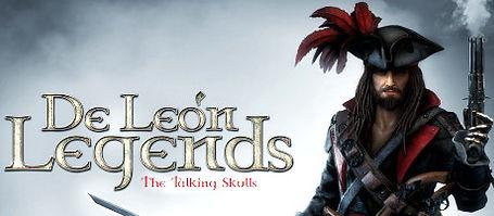 De León Legends by Digital Wizards logo