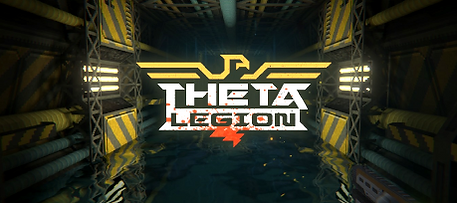 Theta Legion by Garage Collective Logo