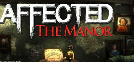 AFFECTED: The Manor by Fallen Planet Studios logo