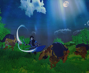 Sword Reverie by Isekai Entertainment for the HTC Vive, Oculus Rift, Valve Index and Windows Mixed-Reality platforms