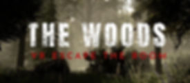 The Woods: VR Escape The Room by Blue Entropy Studios logo