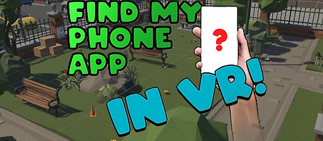 Find My Phone App: The Game by Pet Vacuum logo