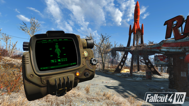 Oh Noes! Fallout 4 VR delayed till December 12th!