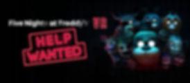 Five Nights at Freddy's VR: Help Wanted by Steel Wool Studios logo