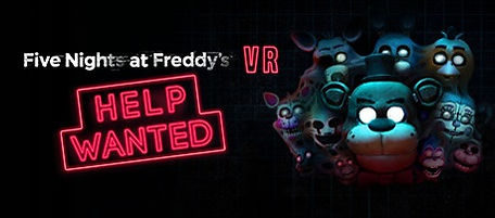 Five Nights at Freddy's VR: Help Wanted by Steel Wool Studios logo