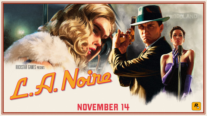 The Rumors were true! L.A. Noire: The VR Case Files coming November 14th to HTC Vive!