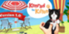 Konrad the Kitten by FusionPlay logo