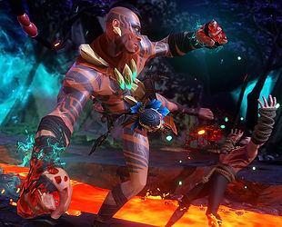 Feral Rites by Insomniac Games for Oculus Rift