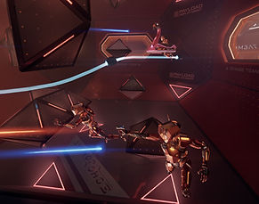 Echo Arena by Ready at Dawn for the Oculus Rift